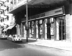 Roma Sparita - Viale Libia, 1964 Rome, Vintage Italy, Trieste, Sicily, Bed And Breakfast, Old Photos, Evergreen, The Neighbourhood, Nostalgia