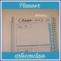 #Organizar #agenda #personalizada #enero #2017
