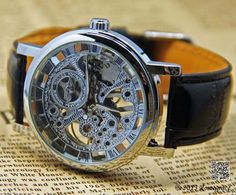 Hey, I found this really awesome Etsy listing at http://www.etsy.com/listing/156603042/mens-steampunk-watch-skeleton-mechnical
