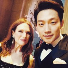 [images][Met Gala 2015] Instagrams and Tweets abound: 비 wants you to see…