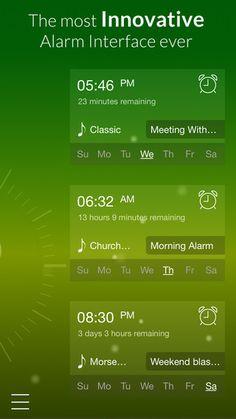 Alarmr - Wake up clock r3app, Inc. 알람