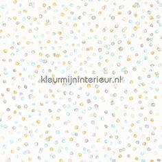 Lots Of Dots neutral behang 111283 uit de collectie Guess Who van Scion koop je bij kleurmijninterieur