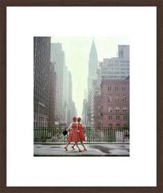 Sante Forlano, New York City Girls, 1958 /2014, © nl.lumas.com/