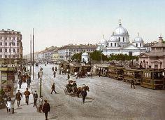 Nevsky Prospect - Wikipedia, the free encyclopedia