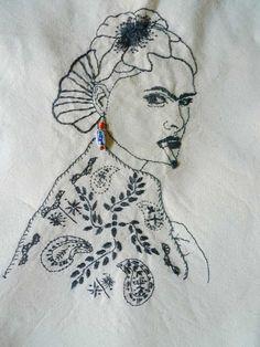 Doknommeaw blogspot - Frida Kahlo 2