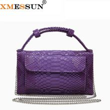 f903cccfcf49 Ladies Cow Leather Day Clutches Crocodile Pattern Fashion Purses and Handbags  Shoulder Messenger Bag Long Pouch