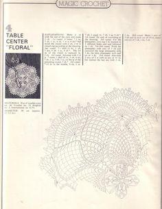 Magic Crochet nº 05 - Edivana - Picasa webbalbum