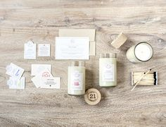 Circle 21 Candles Branding and Packaging Design by Nudge. Candle Logo, Candle Branding, Candle Packaging, Candle Labels, Soy Candle, Brand Packaging, Packaging Design, Product Packaging, Beauty Packaging