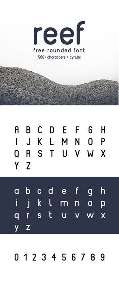 A good set of free display fonts which are seamlessly integrated into your designs, these fonts are good for posters, flayers, logos etc. Free Typography Fonts, Typography Letters, Graphic Design Typography, Lettering Design, Cool Fonts, New Fonts, Best Sans Serif Fonts, Letras Comic, Comic Sans