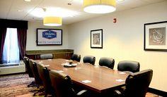 Hotel Board Room - Hampton Inn Denver Airport