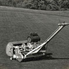 1930: Toro introduces the first gas powered greens mower.