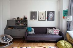 House Tour: Tigerlilly Quinn's Renovated UK Home | Apartment Therapy