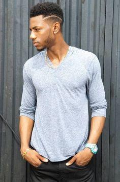 Macho Moda - Blog de Moda Masculina: Cortes de Cabelo Masculino Estilo Afro em…