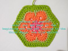 Hello friends :) Today I am doing a tutorial on the African Flower Crochet hexagon.I recently joined a Ravelry  group swap, and really have ...