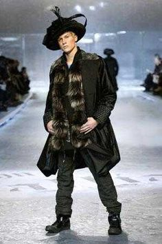 Christian Westphal 2010 Fall Collection - If you're looking at going a little more retro this fall, you may want to sample a few items from the Christian Westphal Fall 2010 collection....