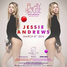 RVCA @Blueprint Events @GmanandRIZK present the @Jessie Andrews in #Vancouver at @celebrities_van #CelebsPLAYHOUSE Sat, MARCH 8th! Advance tickets are now #LIVE at blueprintevents.ca! #jessieandrews