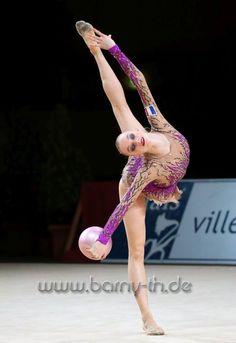 <<Axelle Jovenin (France)  # Grand Prix, Thiais 2016 # Palais Omnisports De Thiais # France>>