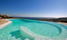 Luxury villa Super Paradise Mykonos - Villas for Rent in Mykonos, South Aegean, Greece Super Paradise Beach, Life In Paradise, Mykonos Villas, Mykonos Greece, Resort Villa, Beautiful Villas, Hotel Suites, Private Pool, Greek Islands