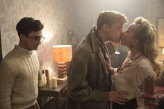 Pin for Later: The Best Movie Kisses of All Time Kill Your Darlings Lucien (Dane DeHaan) is exactly the kind of guy to make out with random girls in bars.