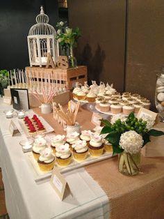 1000 images about mesa de postres on pinterest postres - Mesas de boda decoradas ...