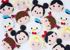 Postreadicción: Galletas decoradas, cupcakes y cakepops: Galletas tsum tsum