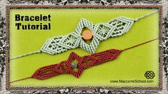 Macrame Sword Bracelet Tutorial. #Macrame #Bracelet #Tutorial