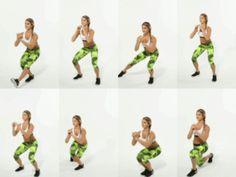 Uznávaná trenérka sestavila speciální sérii cvičení pro štíhlá stehna, boky a zdravá záda. Tyto cviky musíte znát! Yoga Fitness, Health Fitness, Butt Workout, Aerobics, Excercise, At Home Workouts, Cardio, Challenges, Beauty