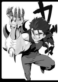 Kazuya is great! s.CRY.ed Ilustrador: Azusa