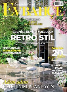 Ev Bahçe Dergisi, Mayıs sayısı yayında! Hemen okumak için: http://dijimecmua.com/ev-bahce/
