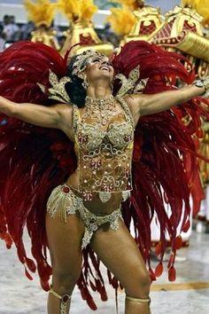 Foto 4 della gallery Video e foto carnevale di Rio De Janeiro. Le ragazze più belle