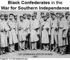 Civil War Confederate Soldiers   black confederates