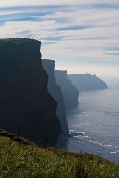 Cliffs of Moher, Ireland by Ryan