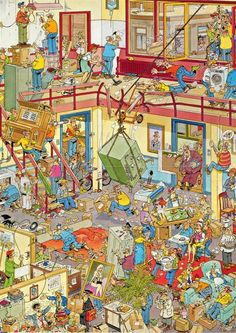 Please visit our website for Where's Waldo Pictures, Wheres Wally, Picture Composition, Safety Posters, Isometric Art, Picture Writing Prompts, Ligne Claire, Hidden Pictures, Puzzle Art