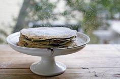 Nutella Crêpe Cake on Food52