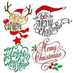 Resultado de imagen de merry christmas medieval font