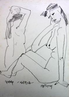 https://www.facebook.com/sahong.gum Gum-Sahong Drawing,Pen 금사홍,드로잉,펜