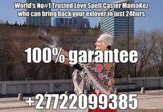 Best world's no#1 love spell caster mamakez+27722099385