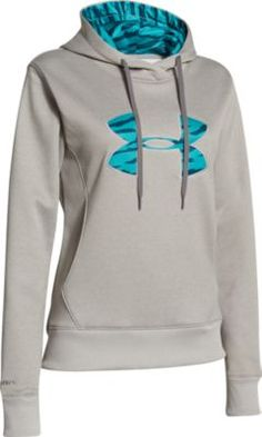 692a1c5cab52 Under Armour Women s Big Logo Applique Hoodie