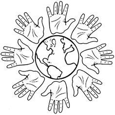 Free printable coloring pages for print and color, Coloring Page to Print , Free Printable Coloring Book Pages for Kid, Printable Coloring worksheet School Coloring Pages, Coloring Pages To Print, Free Printable Coloring Pages, Coloring Book Pages, Coloring Sheets, Multicultural Crafts, Hello Kitty Colouring Pages, Harmony Day, International Day Of Peace