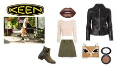 """So Fresh and So Keen: Contest Entry"" by brandi-hughes on Polyvore featuring Keen Footwear, Alexander Wang, Coast, Betsey Johnson, Lime Crime and keen"