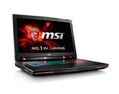 El portátil para gaming GT72S de MSI ya está en el mercado. Incorpora la tecnología Tobii de seguimiento de la mirada para interactuar con los elementos de la pantalla durante el juego