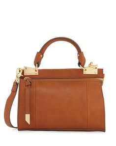 dcd8640288 Shop Dione Top-Handle Mini Messenger Bag from Foley + Corinna at Neiman  Marcus Last Call