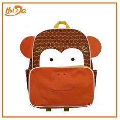 Monkey school bags for kids - chinabagone.com