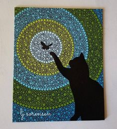 Dot Art Painting, Rock Painting Designs, Mandala Painting, Painting Patterns, Stone Painting, Mandala Design, Kunst Der Aborigines, Mandela Art, Mandala Rocks
