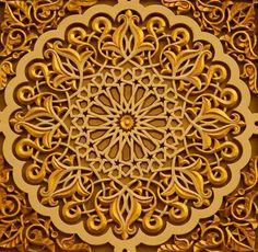 Islamic Art . Picture by Veruschka