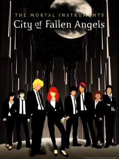 City of fallen angels, fanart,