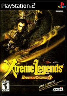 Emularoms: Dynasty Warriors 3: Xtreme Legends [ Ps2 ] { Torre...