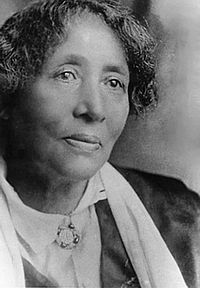 Lucy Parsons was involved with the socialist and labor movement at the start of the 20th century, In 1905 she participated in the founding of the IWW, and began editing the Liberator, an anarchist newspaper. Lucy's focus shifted somewhat to class struggles around poverty and unemployment, and she organized the Chicago Hunger Demonstrations in January 1915.