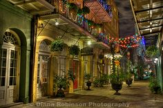 This would be a dream come true. [French Quarter, New Orleans]