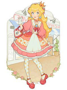 January 14 2020 at Super Mario Princess, Mario And Princess Peach, Nintendo Princess, Mario Fan Art, Super Mario Art, Super Mario Brothers, Mario Bros, Game Character, Character Design